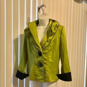 Song & Sung Jacket with sculpted double collar
